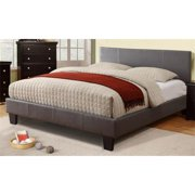 WHI 101-502Q-GY Volt 60 in. Bed, Grey