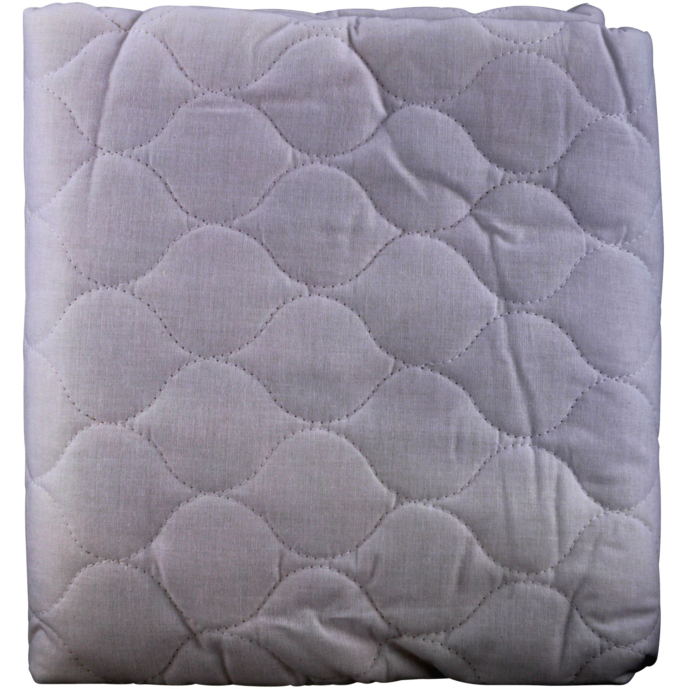quilted mattress pad. TL Care® Waterproof Quilted Mattress Pad Cover