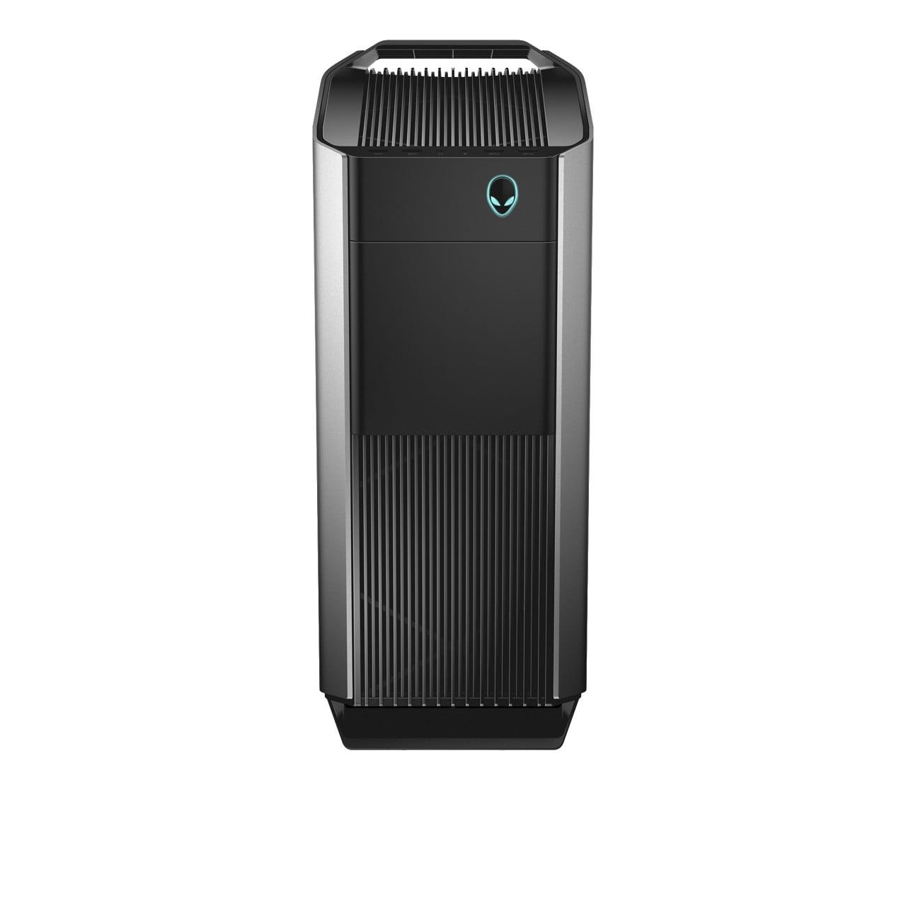 Dell Aurora R8 Intel Core i7-9700 X8 4.7GHz 16GB 1TB SSD Win10, Black/Gray (Certified Refurbished)