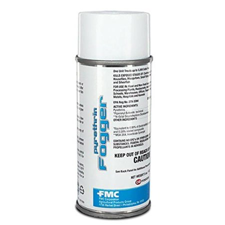CB PCO Pyrethrin Fogger Bomb 1 Case 12 Cans X 5 oz  ea  - Walmart com