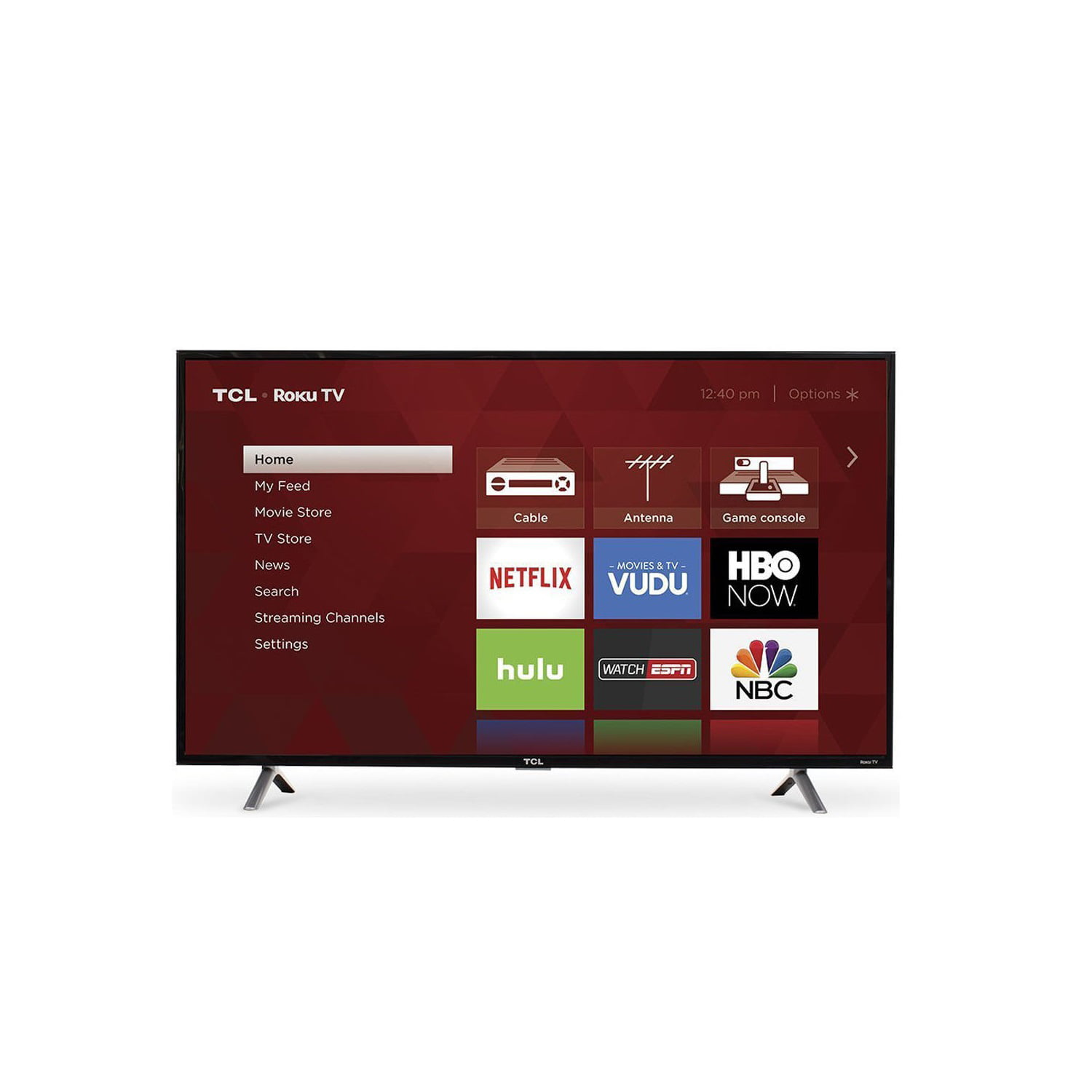 "TCL 32"" Class S-Series - HD, Smart, LED TV - 720p, 60Hz (32S305)"