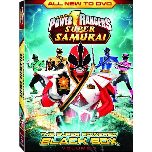 Power Rangers Super Samurai: Secret Of The Black Box, Volume One (Widescreen)