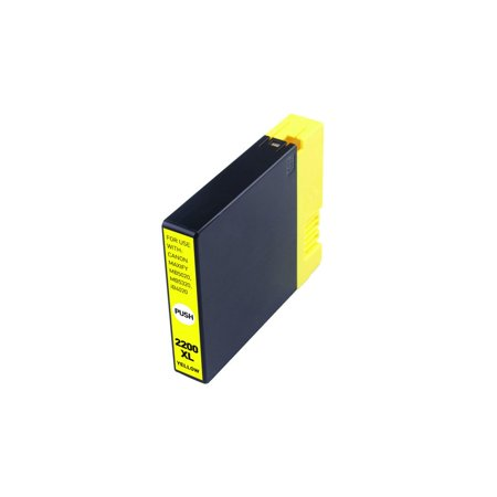 Compatible Canon PGI-2200XL (9270B001) Yellow Inkjet By Superink - image 1 de 1