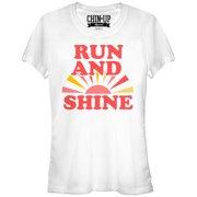 Chin Up Juniors' Sunshine Run and Shine T-Shirt