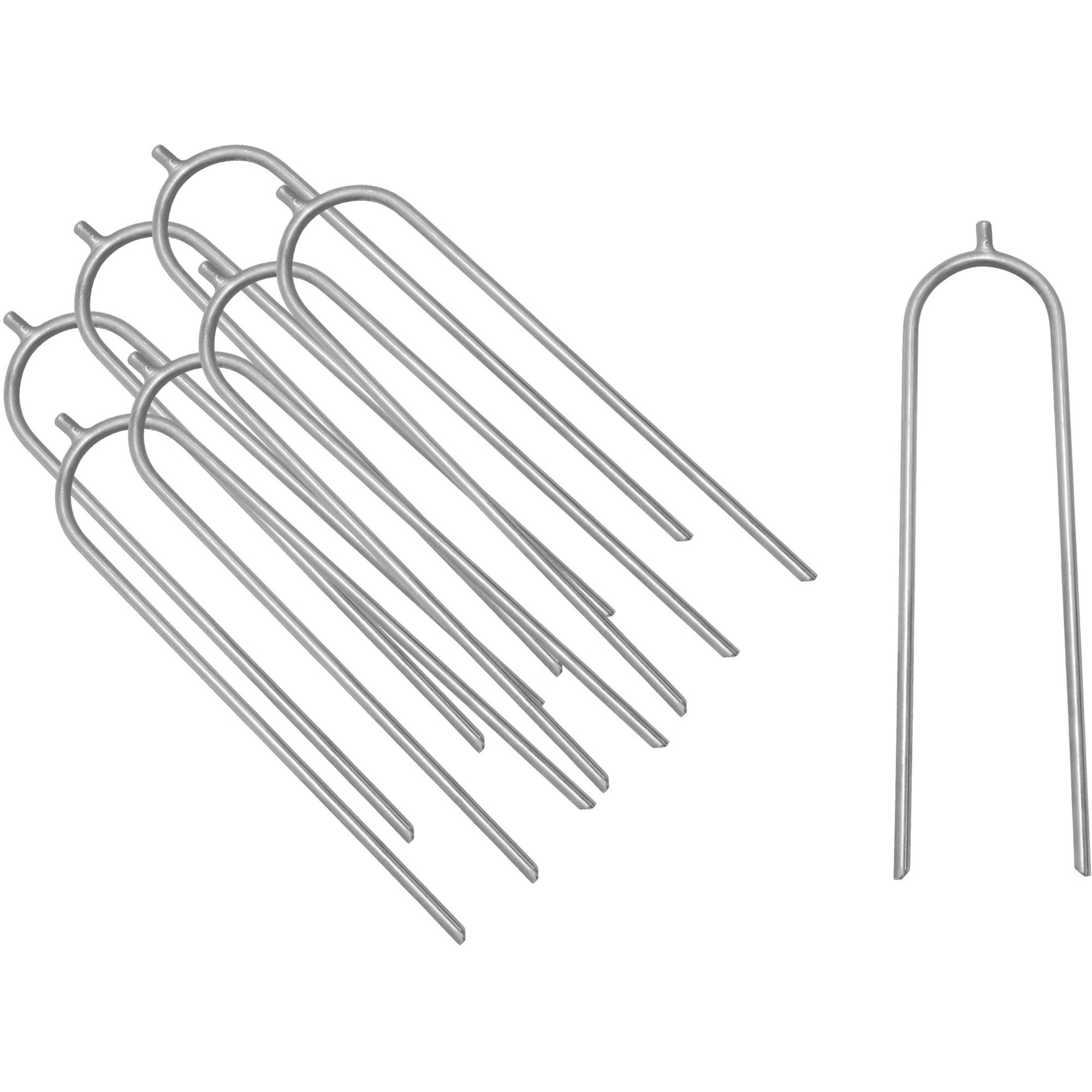 Upper Bounce Trampoline Wind Guard Anchors, Set of 8