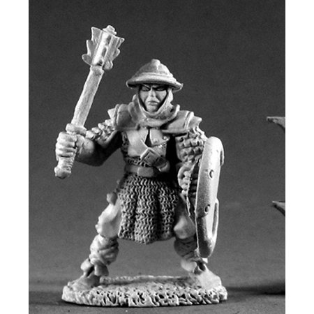 Dean Metal (Reaper Miniatures Dean Hawkwood 02277 Dark Heaven Legends Unpainted Metal Figure)