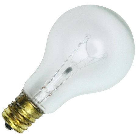 Industrial Performance 60150 - 60A15/E17/CL/SS 130V A15 Light Bulb 130v A15 Light Bulb
