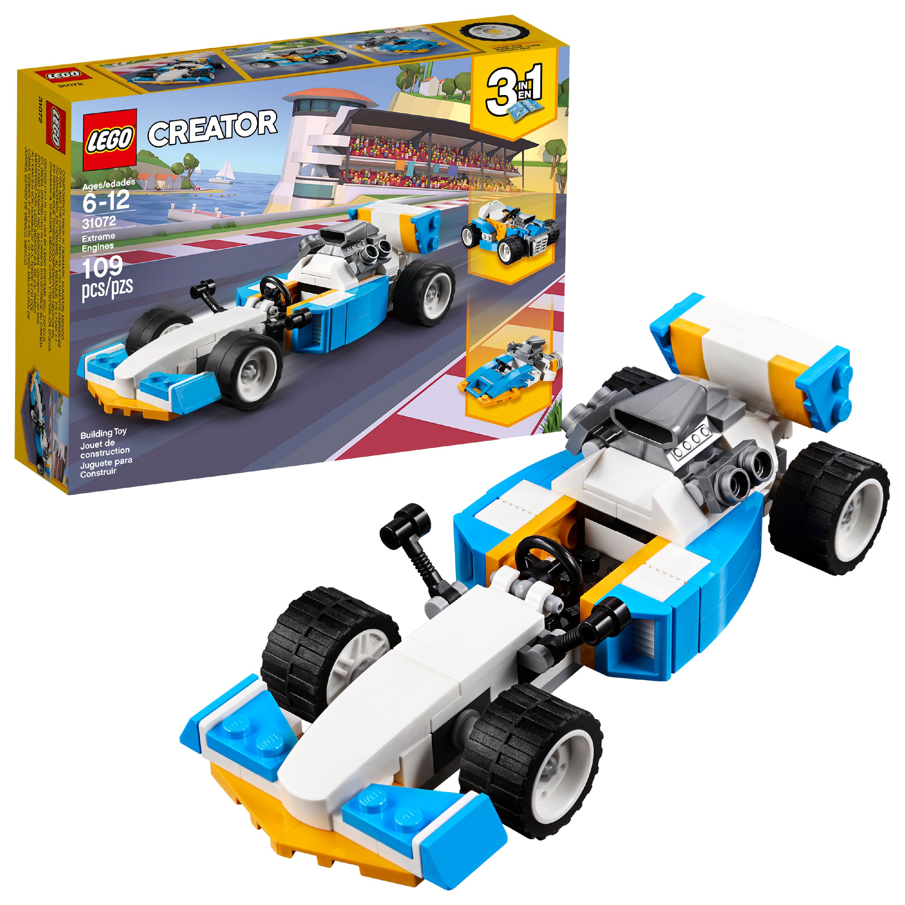 LEGO Creator Extreme Engines?31072
