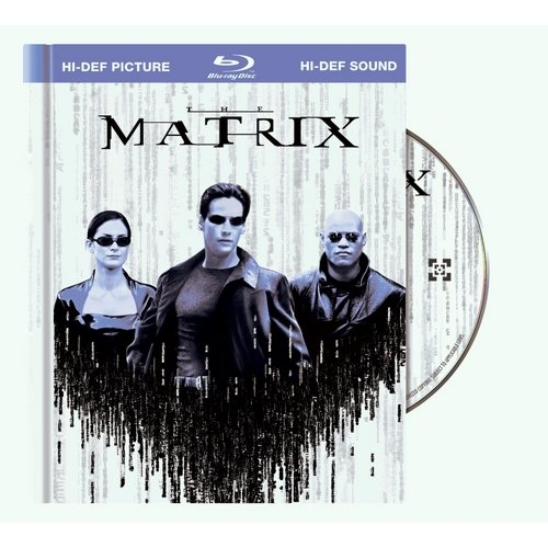 The Matrix (10th Anniversary) (Blu-ray) (Widescreen)