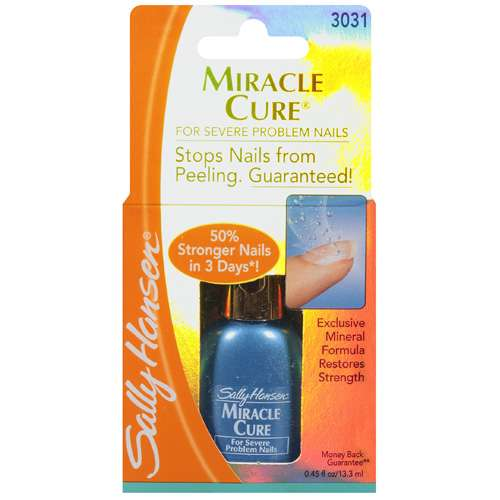 Sally Hansen For Severe Problem Nails Miracle Cure .45 Fl Oz