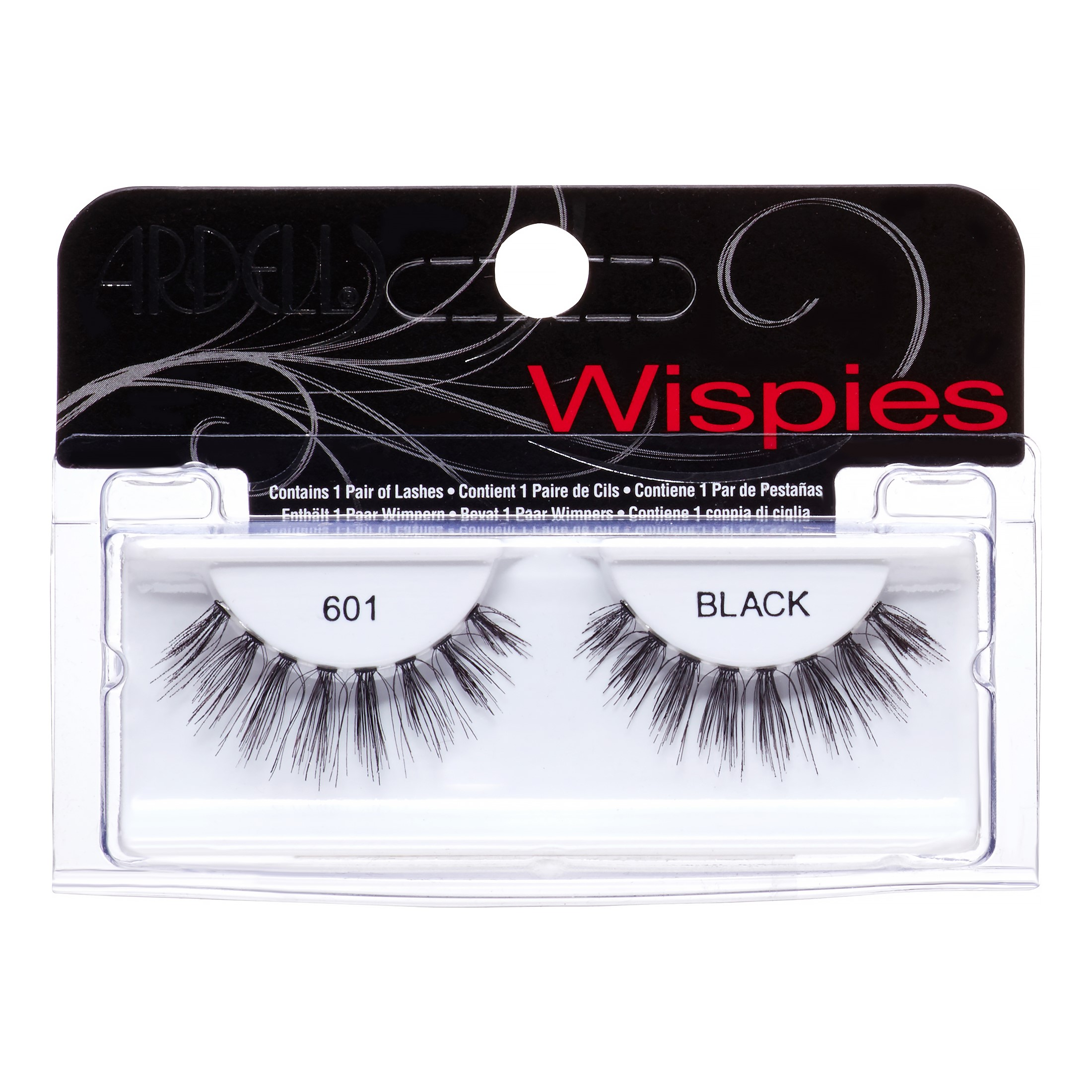 (2 Pack) Ardell Cluster Wispies, # 601