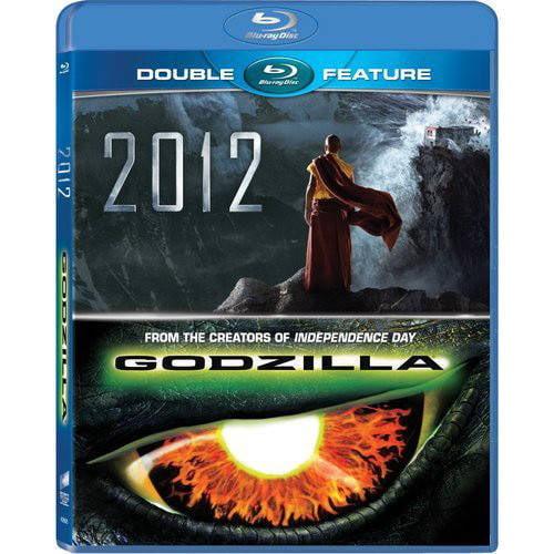 2012/Godzilla (Blu-ray Action Double Feature)