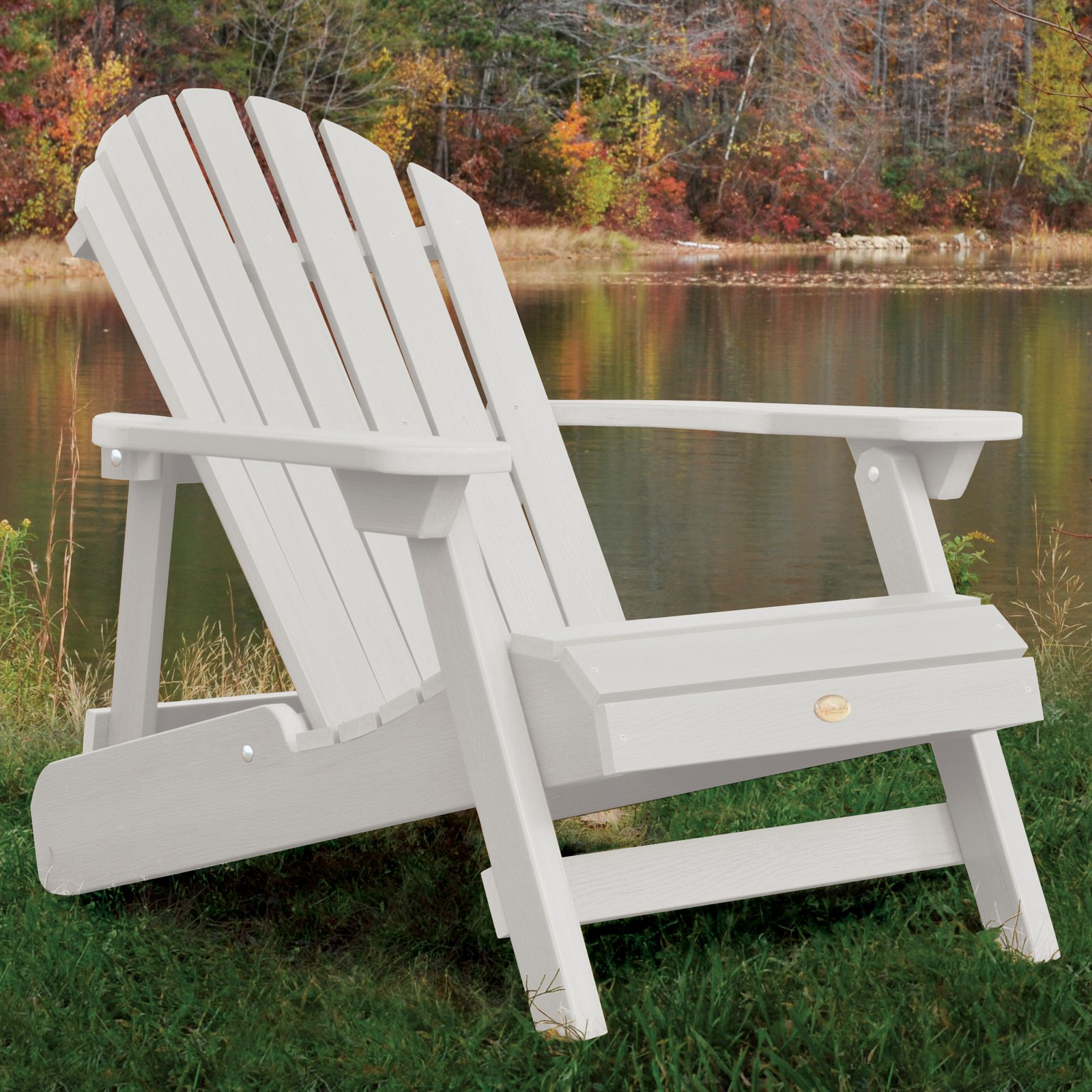 Highwood Reg Hamilton Folding Reclining Adirondack Chair