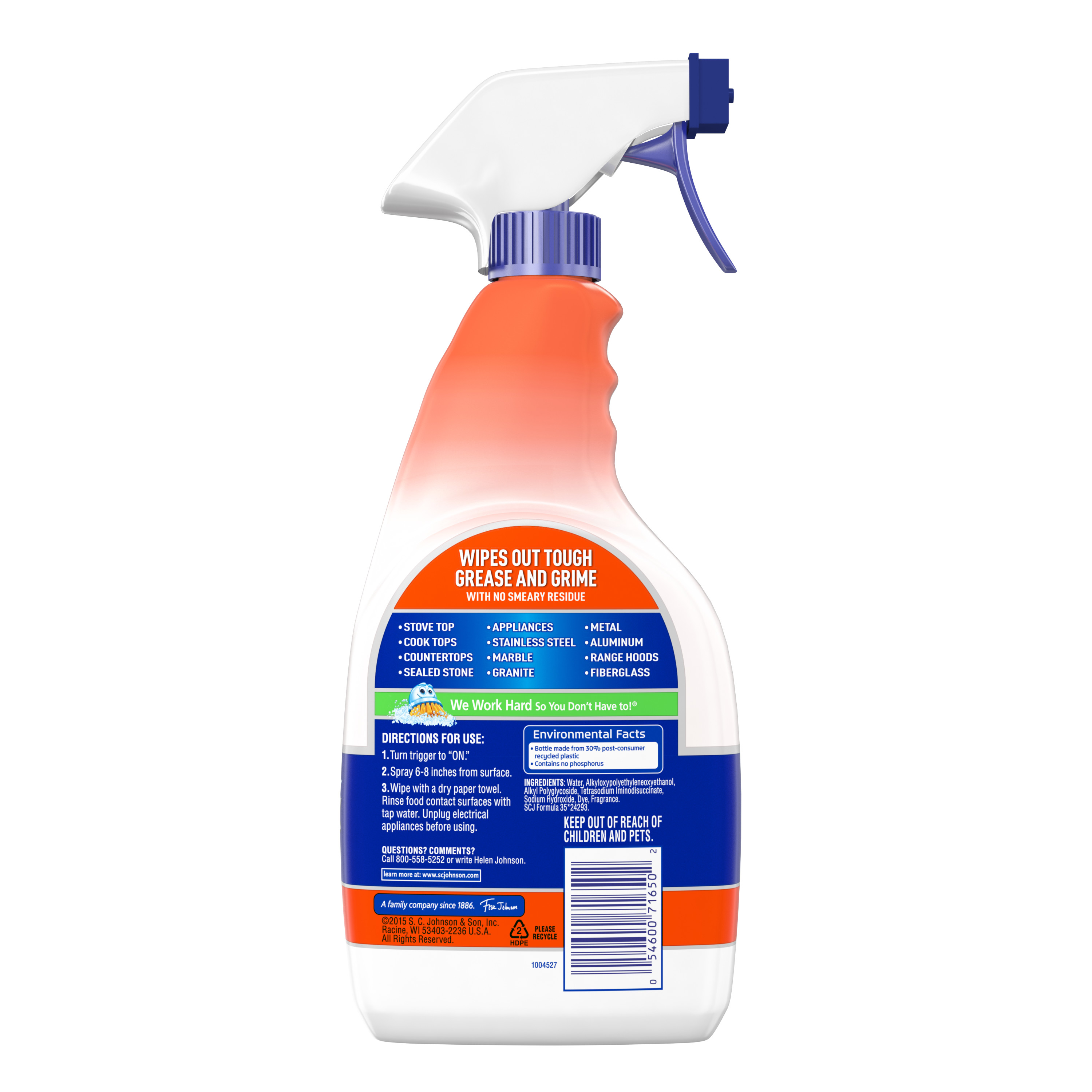 Best Cleaner For Grease Kitchen Walls