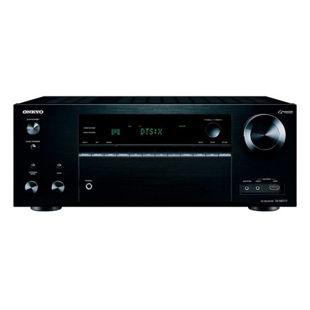 - Onkyo TX-NR777 THX-Certified Audio & amp; 7.2 channel Network A/V Receiver