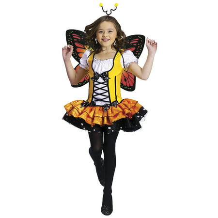 Funworld Costumes (Child Butterfly Princess Costume by FunWorld)