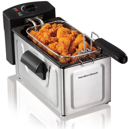 Hamilton Beach 2 Liter Professional Deep Fryer | Model# 35325