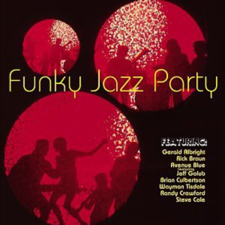 Funky Jazz Party / Various (CD) (Cd And Me Halloween Party)