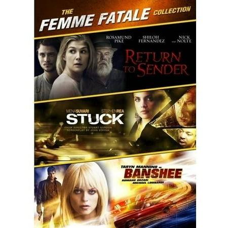 The Femme Fatale Collection  Return To Sender   Stuck   Banshee