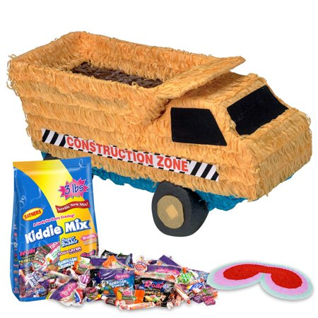 Construction Truck Pinata Kit - Party - Truck Costume