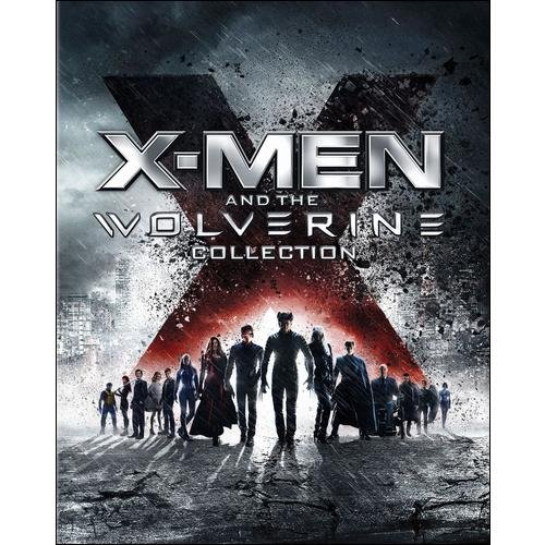 X-MEN & THE WOLVERINE COLLECTION (BLU-RAY/6 DISC)