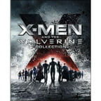 X-Men And The Wolverine Collection (Blu-ray) (Widescreen)