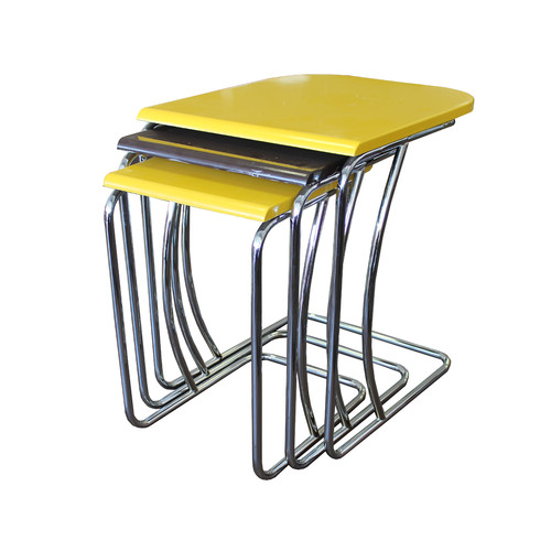 Winport Industries 3 Piece Nesting Tables