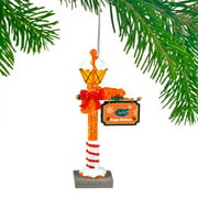 Florida Gators Official NCAA 6 inch x 3 inch  Street Lamp Christmas Ornament by Forever Collectibles