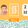 Hello Bello Diapers Jumbo Pack - Pees in a Pod - Size 2 (32ct)