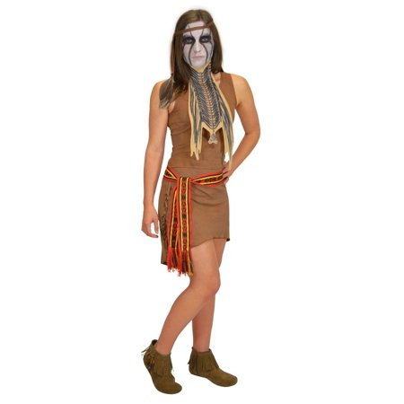The Lone Ranger Female Tonto (Women's Lone Cowgirl Costumes)