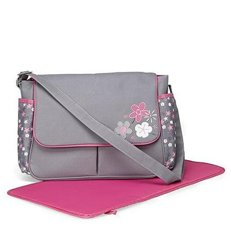 cudlie diaper bag changing pad floral. Black Bedroom Furniture Sets. Home Design Ideas