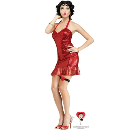 Betty Boop Party Decorations - Betty Boop Adult Costume