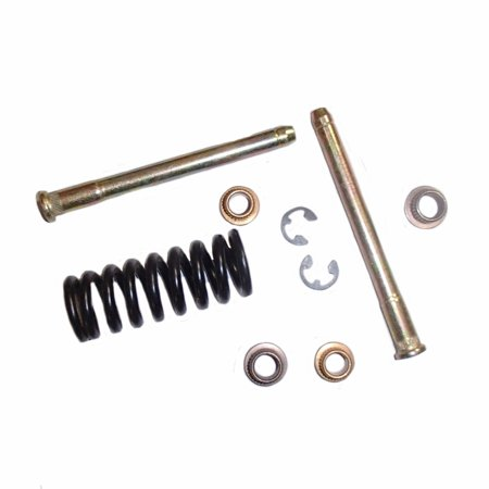 Front or Rear Door Hinge Pin Kit With Bushings and Spring for Chevy Blazer Oldsmobile Bravada