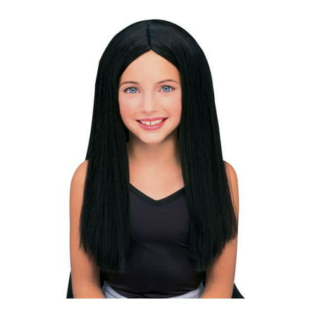 Girl's Black Witch Wig](Wicked Witch Wig)