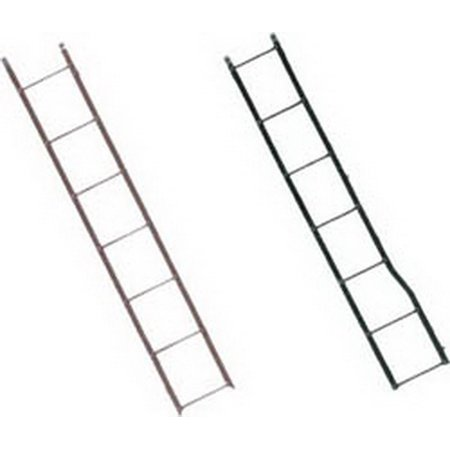 Kadee 2103 HO 40 Foot PS-1 Ladder Set in Black Includes Ends & Sides