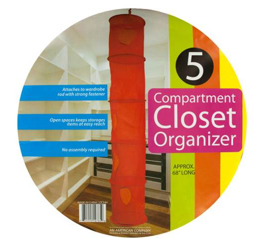 Mesh Closet Organizer   Set Of 4
