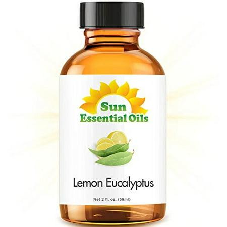 Lemon Eucalyptus 2 fl oz Best Essential Oil 2 ounces