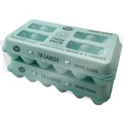 Great Value Large Grade A Eggs, 36 ct
