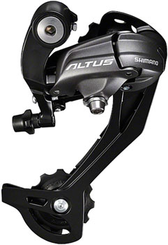 Bike Altus RD-M370 Rear Derailleur 9//27 Speed SGS Long Cage