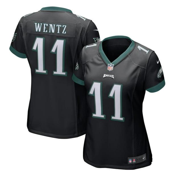 Carson Wentz Philadelphia Eagles Game Jersey