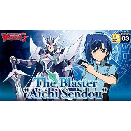Blaster Aichi Sendou Legend Deck English VGEGLD03 - 58 cards, The third in the highly popular Legend Deck series has descended! This time,.., By Cardfight