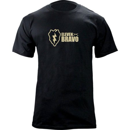 Army 25th Infantry Division 11 Bravo Infantry T-Shirt