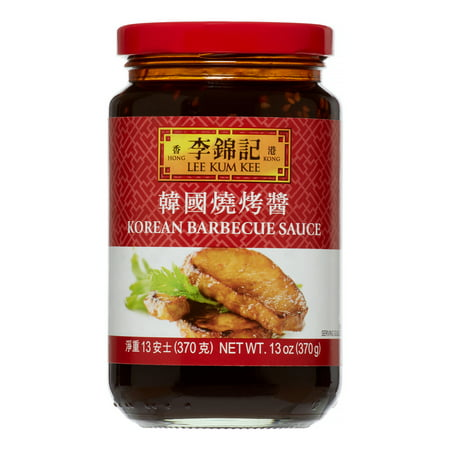 Lee Kum Kee Korean Bbq Sauce   13 Oz