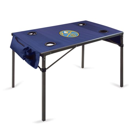 Denver Nuggets Travel Table (Navy) by