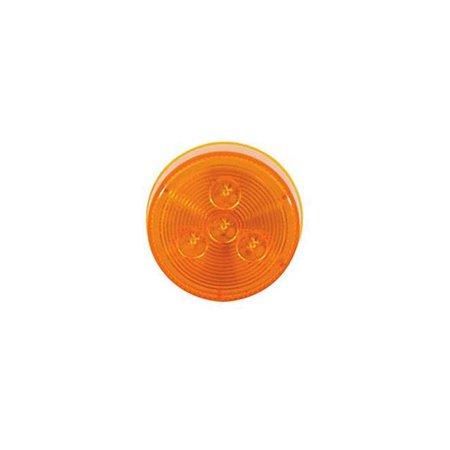 2.5 in. Husky Round LED Clearance & Mark Lite, (Huskies Led)