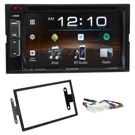 Kenwood Dvd Iphone Spotify Bluetooth Usb Receiver For 2000 2003 Nissan Maxima