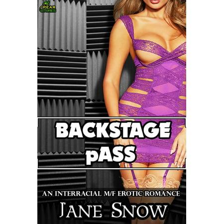 Backstage Pass - eBook](Backstage Pass Invitations)