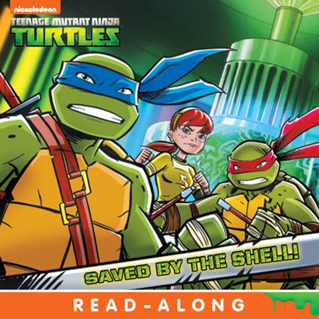 Saved by the Shell! (Teenage Mutant Ninja Turtles) - eBook