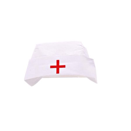 Nurse Hat Cotton J20334](Nurses Hat)