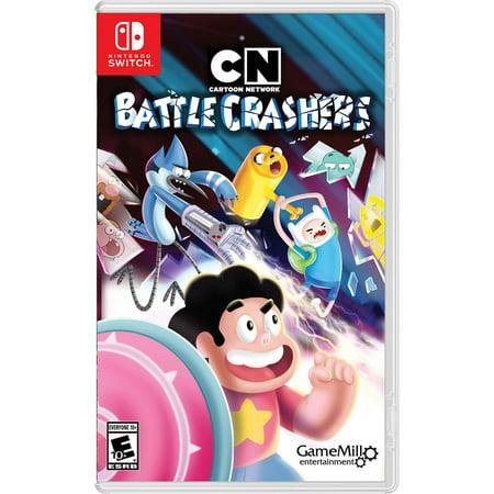 GAMEMILL ENTERTAINMENT Cartoon Network Battle - Old Cartoon Network Games Halloween